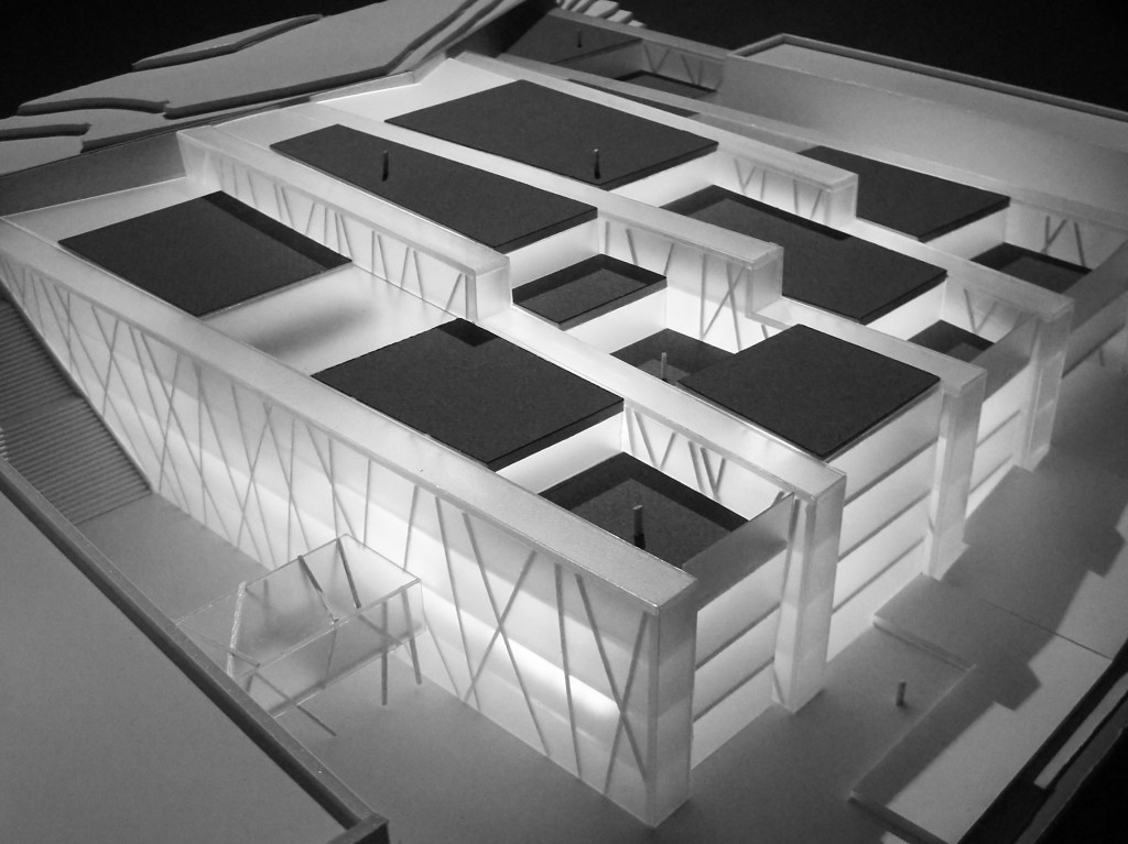 100-Library Model